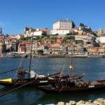 Porto boats 2016