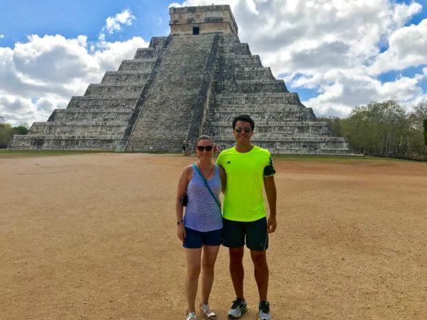 Chichen Itzá Ruins, Mexico