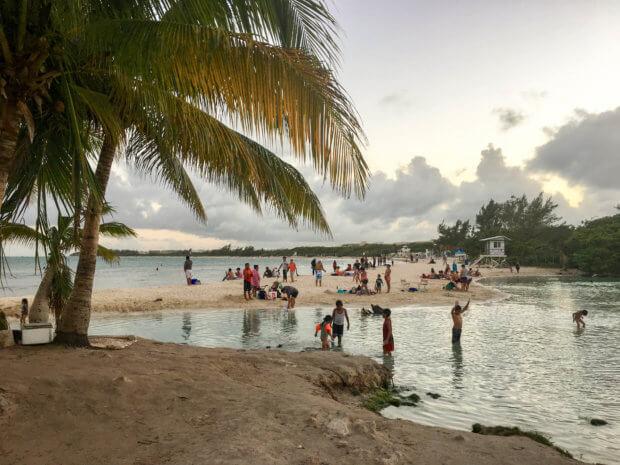 Punta Esmeralda Beach, Playa del Carmen, Mexico