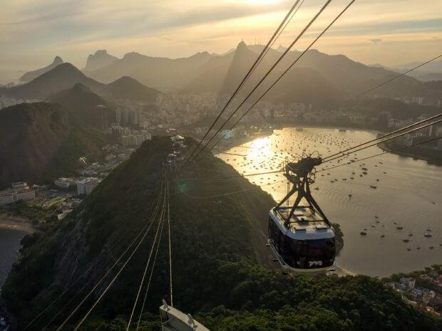 Pão de Açúcar in Rio de Janeiro