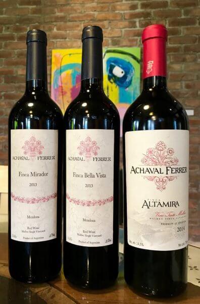 Mendoza winery, Achaval-Ferrer's Malbecs