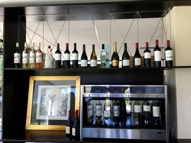 Bodega Bressia wines made in Mendoza