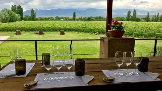 Matias Riccitelli Mendoza winery